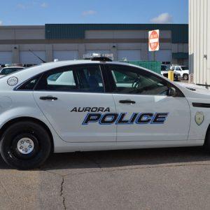 police car wraps