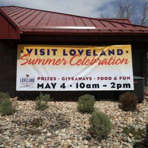 Visit Loveland Banner